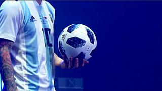 Nova bola do Mundial de 2018