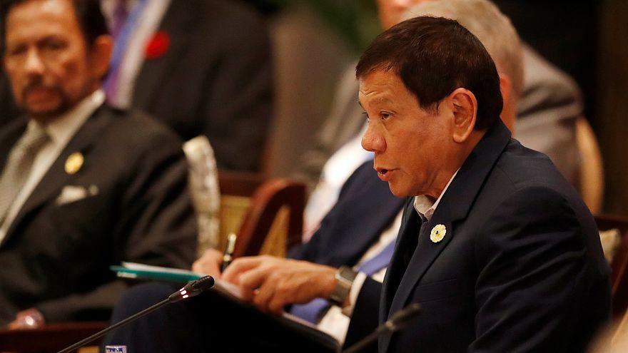 Duterte, asesino a los 16 años