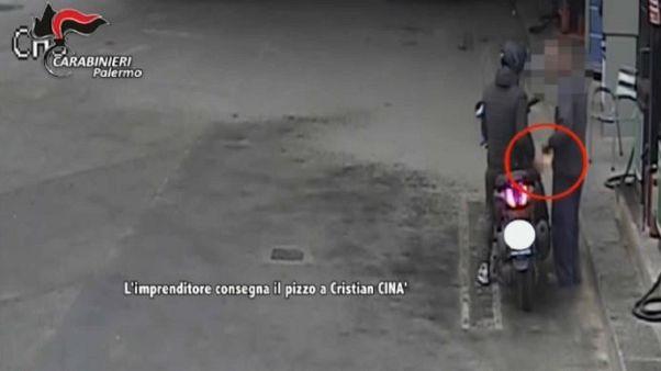 Őrizetben egy palermói maffiacsalád 17 tagja