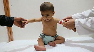 Syrien: UN warnen vor weiterer humanitärer Katastrophe