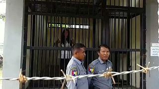 Myanmar'da TRT World çalışanlarına 2 ay hapis cezası