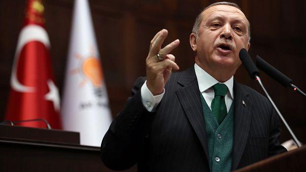 """Erdogan (63) an junge Musliminnen: """"Vermehrt Euch, seid kühne Kriegerinnen"""""""