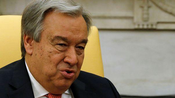 """ООН """"глубоко обеспокоена"""" ситуацией в Ливане"""