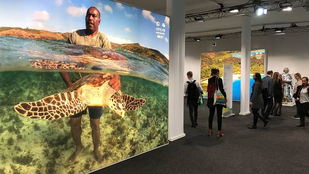 Arranca en Bonn la COP23 presidida por Fiyi