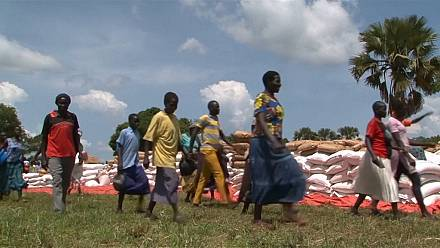 Food ration challenges for South Sudanese refugees in Uganda [no comment]