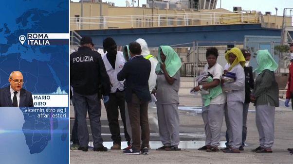 """""""Le nostre Ong nell'inferno dei centri libici saranno un deterrente"""""""