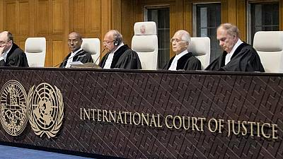 Somali judge reelected to the International Court of Justice