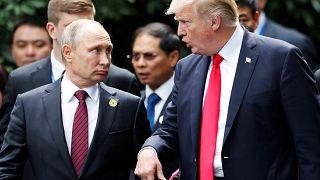 ترامب وبوتين يتوصلان لإتفاق حول سوريا ويتحدثان عن تدخل موسكو في الانتخابات الأمريكية
