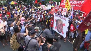 Sommet de l'ASEAN : tensions à Manille avant l'arrivée de Trump