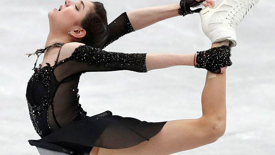 NHK Kupası'nı Rus patenci Evgenia Medvedeva kazandı