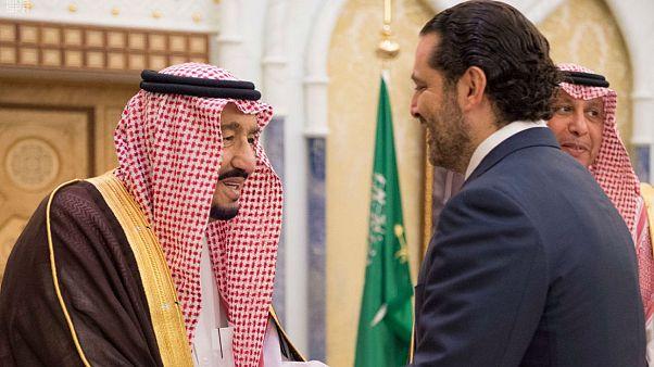 """تفاصيل """"احتجاز"""" الحريري في الرياض"""