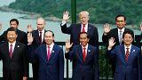 Les étranges relations de Trump et Poutine à l'APEC