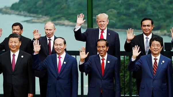 Βιετνάμ: Κοινή δήλωση Πούτιν- Τραμπ για τη Συρία