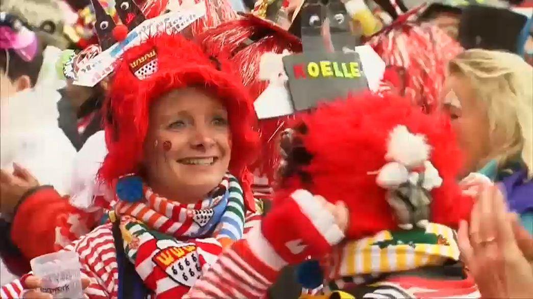 """Il Carnevale di Colonia, la """"quinta stagione"""""""