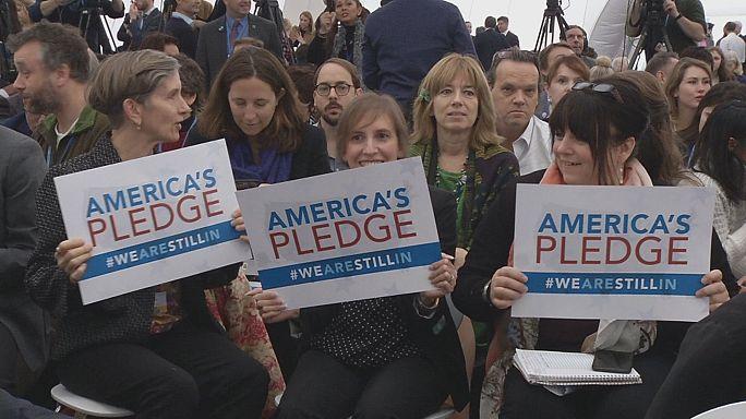 """COP23: """"Über die Hälfte der Amerikaner steht hinter dem Pariser Abkommen"""""""