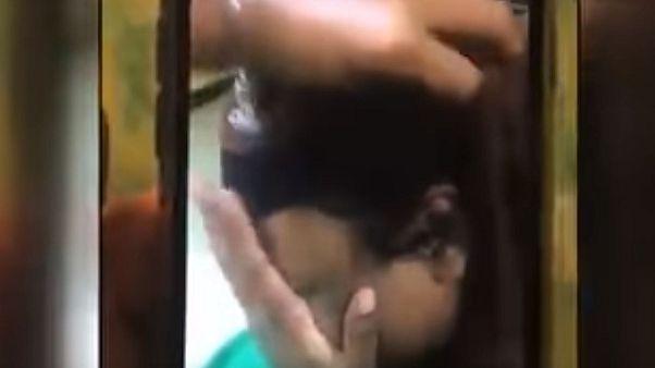 اهانة طالبة مسلمة بسبب الحجاب
