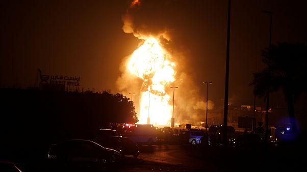 البحرين تقول إن إيران منخرطه في تفجير خط أنابيب