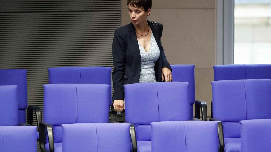 """8 Tweets zu Frauke Petry und der """"Blauen Wende"""""""