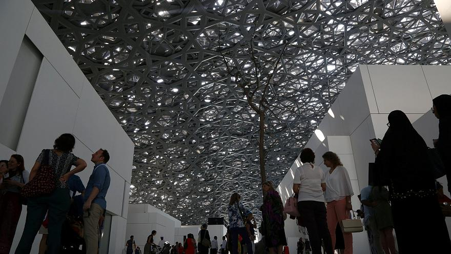 Sold out opening day for the Louvre Abu Dhabi