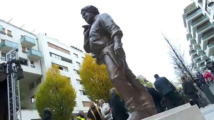 Памятник Баду Спенсеру