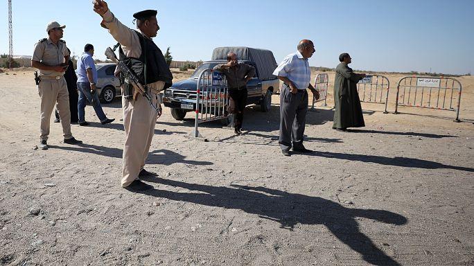 الجيش المصري يقول إنه احبط محاولة جديدة لاختراق الحدود الغربية