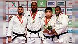 Teddy Riner holt 10. Weltmeistertitel in Marrakesch
