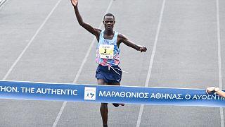 Μαραθωνίος Αθήνας, ο Αυθεντικός: Κενυατική υπεροχή (φωτό)