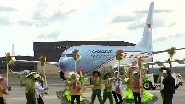 Al via i lavori del vertice ASEAN
