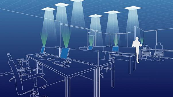LIFI's bright future: how you could soon be surfing the web via lights