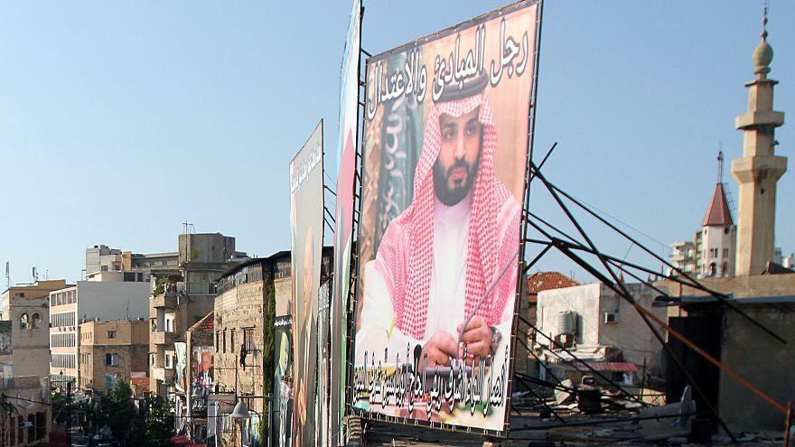 وزير الداخلية اللبناني يعلق على إحراق صور بن سلمان في طرابلس