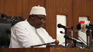 Gambia police bans approved protest hours after interior minister's sack