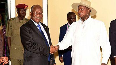 Uganda's Museveni, Tanzania's Magufuli condemn ICC probe in Burundi