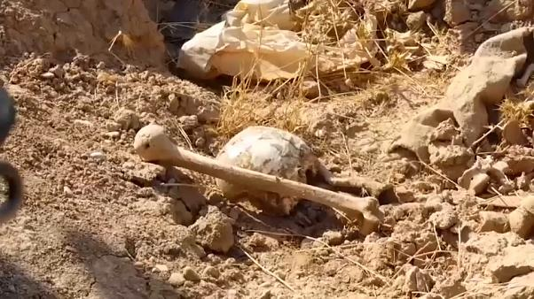 More mass graves discovered in northern Iraq