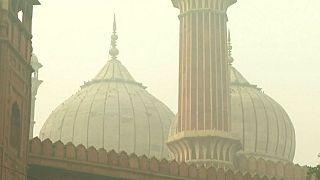 Nova Deli: Nível de poluição ultrapassa todos os limites