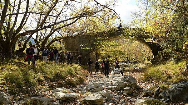 Menalon Trail: 1η Πανελλήνια Συνάντηση Μονοπατιών