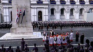 Με Κάρολο αντί Ελισάβετ η φετινή τελετή μνήμης στο Λονδίνο