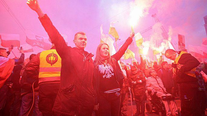 Rechten-Aufmarsch: Wo endet Patriotismus?