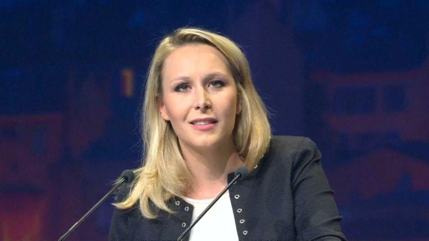 Marion Maréchal-Le Pen trouve un premier job