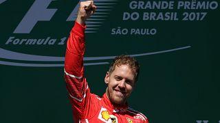 Formule 1 : Vettel vainqueur au Brésil