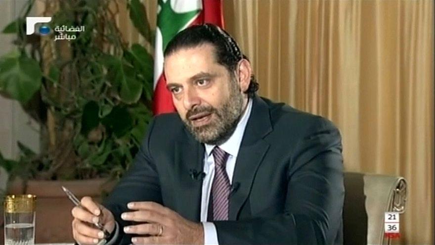 """الحريري: أنا """"حر"""" في السعودية وسأعود إلى لبنان """"خلال أيام"""""""