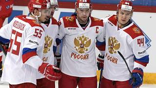 Россияне уверенно переиграли чехов в Кубке Карьяла