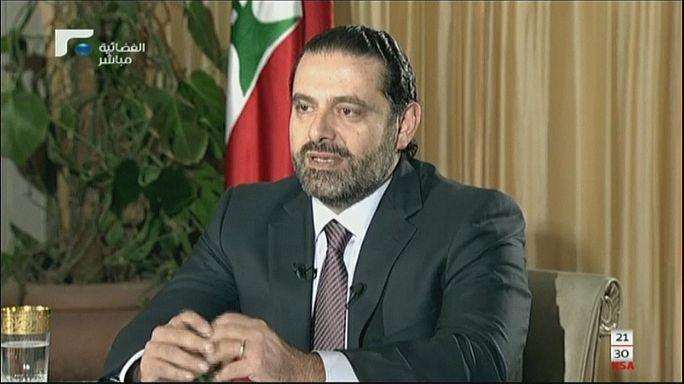 """Hariri quebra o silêncio: """"Sou um homem livre"""""""
