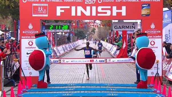 İstanbul Maratonu 39. kez start aldı