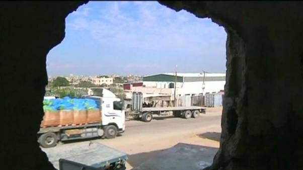 Glimmer of hope for Gaza as reconciliation deal reduces prices