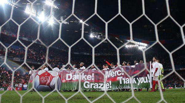 Coupe du monde 2018 : la Croatie et la Suisse se qualifient
