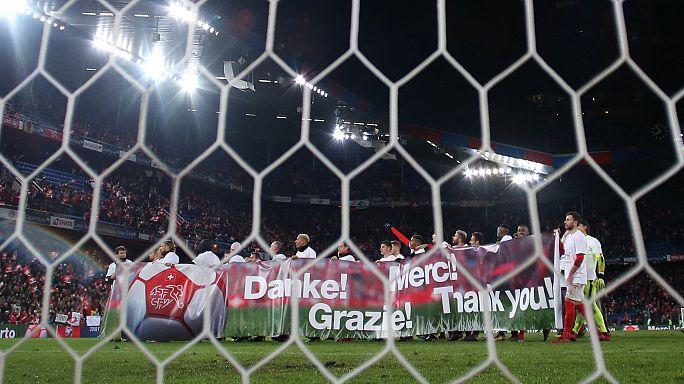 Schweiz und Kroatien fahren zur WM