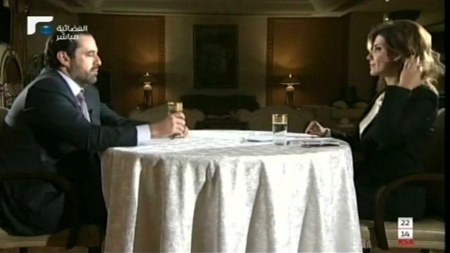 هل من رجل ظل في مقابلة الحريري؟