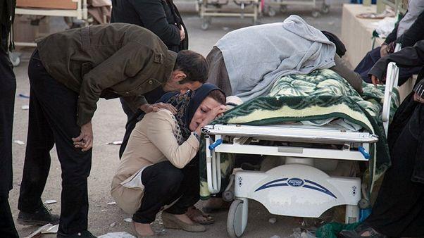 [photos-vidéos] L'ouest de l'Iran dévasté par un violent séisme