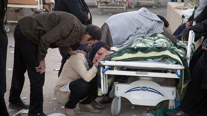 So schlimm ist das Erdbeben: Fotos und Videos aus dem #Iran