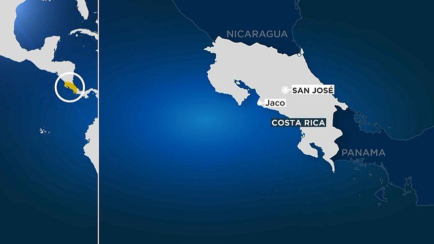 Costarica: terremoto di magnitudo 6.5